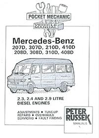 310-410 Mercedes manual